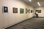 Exhibition at the Corridor Gallery